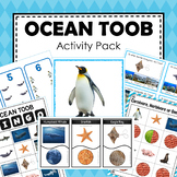 Safari Toob Ocean Preschool Kindergarten Learning Pack