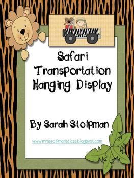 Safari Transportation