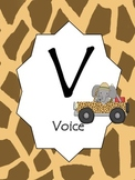 Safari VOICES Strategy Posters