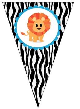 Safari Welcome Banner