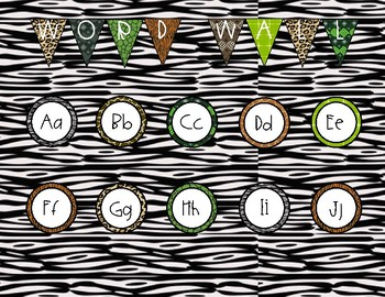 Safari World Wall