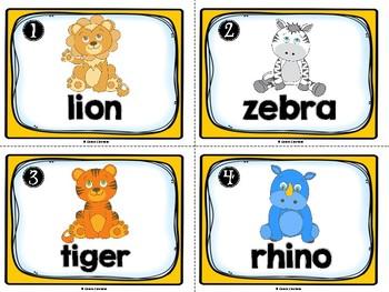 Safari Write the Room