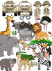Safari clipart bundle
