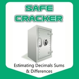 Safe Cracker - Estimating Decimal Addition and Subtraction