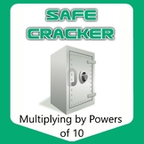 Safe Cracker - Multiplying by Powers of 10