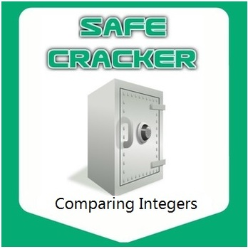 Safe Cracker - Ordering Integers - Math Fun!