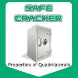 Safe Cracker - Properties of Quadrilaterals