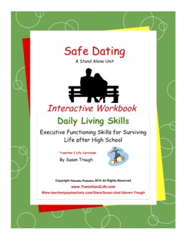Safe Dating Workbook-Daily Living Skills