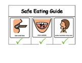 Safe Eating Visual Behavior Support to address Dining Difficulties/ Choking