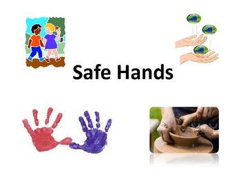 Social Story: Safe Hands