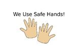 Safe Hands-Social Story