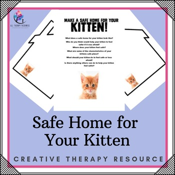 Safe Home for your Kitty : Creative Behaviour Support Exercise