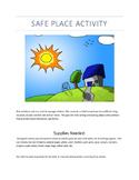 Safe Place Art Activity