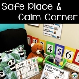 Safe Place, Calm Corner Materials for Calming Techniques