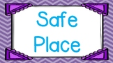 Safe Place Feeling Posters