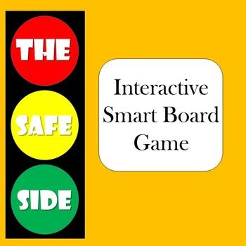 Smartboard Game - Safety Lesson: The Safe Side