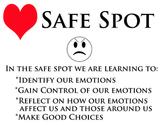 Safe Spot Sign