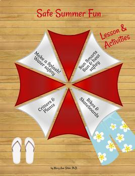 Safe Summer Fun Lesson Plans and Activities