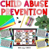 Safe Touch, Ouch Touch, & Private Touch: Child Abuse Prevention & Erin's Law!