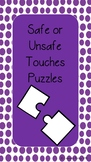Safe and Unsafe Touches Puzzles