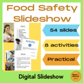 Safe food handling PPT for home and commercial kitchens - Australian / NZ