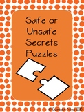 Safe or Unsafe Secrets Puzzles