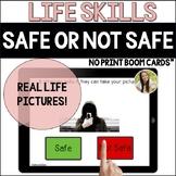 Life Skills Safe or Unsafe Stranger Danger Situations Spee