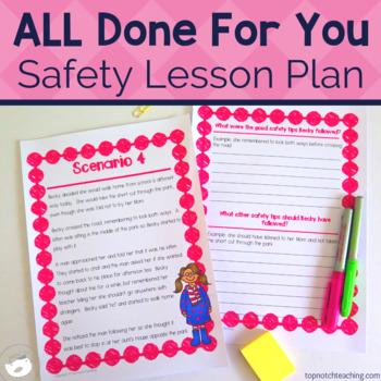 Safety Awareness Activities