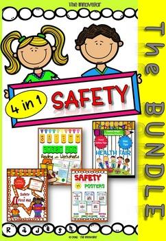 Safety – 4 in 1 - Bundle