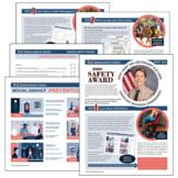 Safety Award Badge Download for Seniors