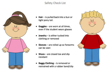 Safety Check List