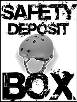 Safety Deposit Box Poster
