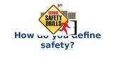 Safety Drill/General Response Protocol Presentation