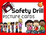 Safety Drills [Picture Cards]
