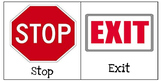 Safety/ Environmental Signs