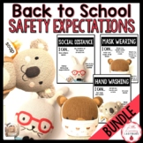 Safety Expectations for Back to School | Hand Washing | Ma
