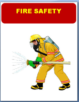 Fire Safety Important Safety Rules 3 Activities Coloring Pages
