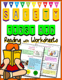 Safety & First Aid with Worksheets