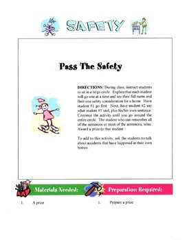 Safety For Baby & Child Lesson