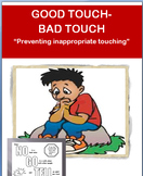 """Good Touch-Bad Touch"" lesson, Underwear/bathing suit rule"