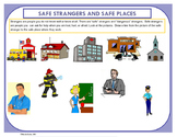 Community Helpers and Safe Places