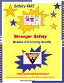 Stranger Safety  Activity Bundle