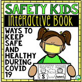 Health and Safety during COVID 19 - Reading Passages and A