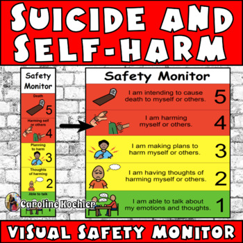 Safety Monitor: Suicide and Self Harm Prevention