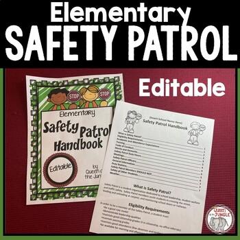 Safety Patrol Sponsor Packet