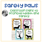 Classroom health and safety rules for COVID