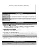 Safety Plan Editable Template