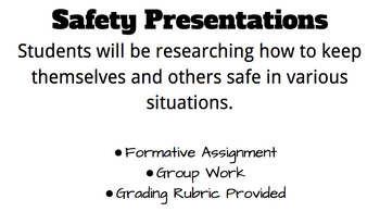 Safety Project