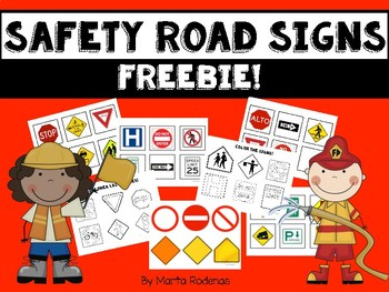Safety Road Signs