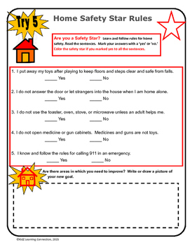 Home Safety Rules for Kids